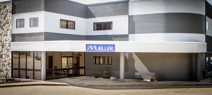 MUELLER ELECTRIC, LOCATED AT 2850 GILCHRIST RD. IN AKRON, HAS BEEN AN ELECTRONICS MANUFACTURER IN OHIO FOR 113 YEARS. MUELLER ELECTRIC IS FAMOUS FOR BEING THE INVENTOR OF THE ALLIGATOR CLIP.