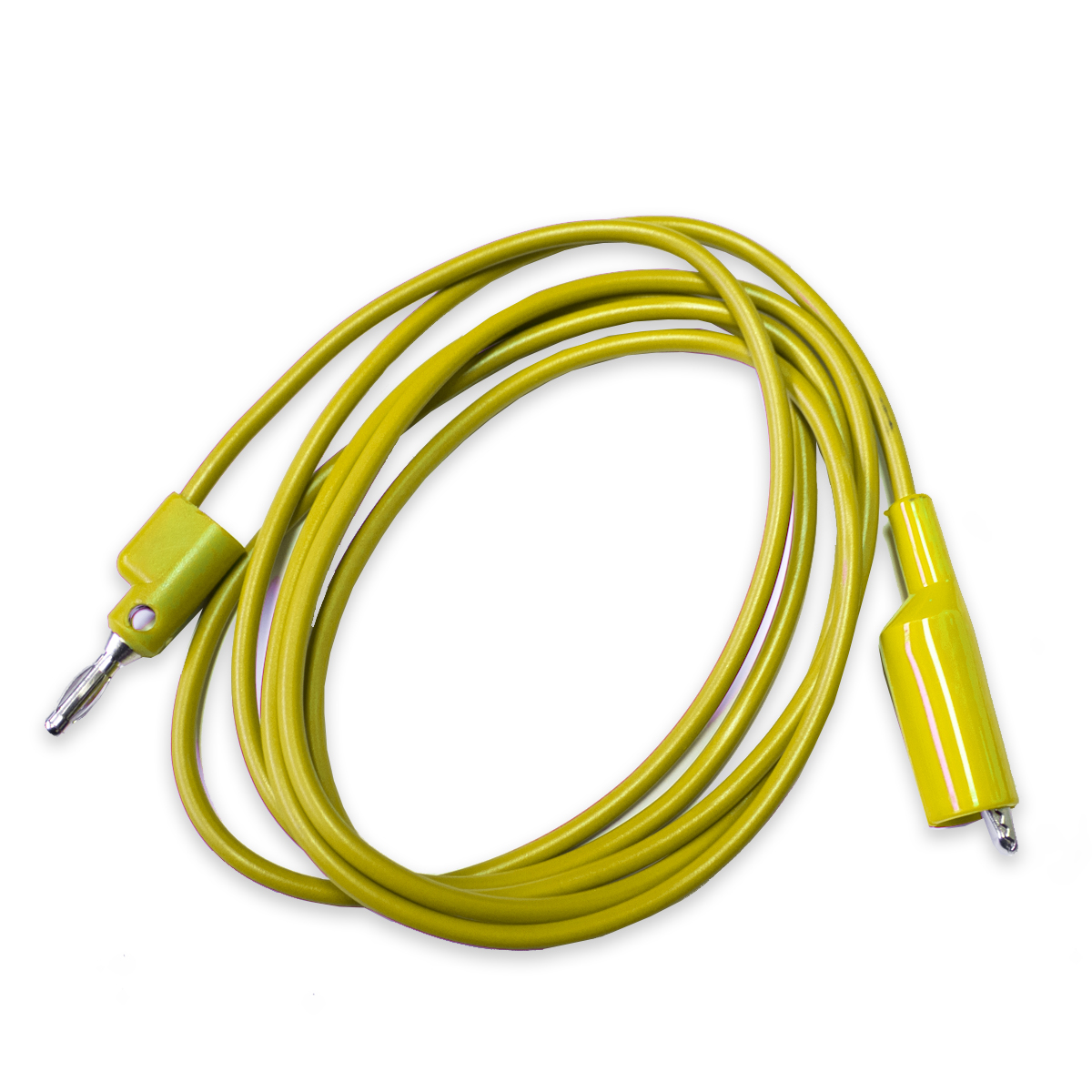 Test Lead: Stackable 4mm Banana Plug to BU-60, 36""